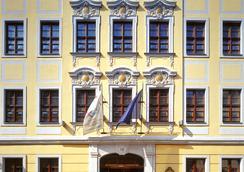 Romantik Hotel Bülow Residenz - Dresden - Outdoor view
