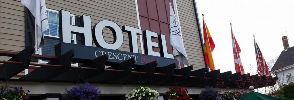 Crescent Suites Hotel - Waltham - Building