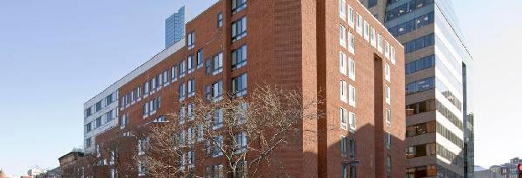 Oakwood at Exeter Towers - Boston - Building