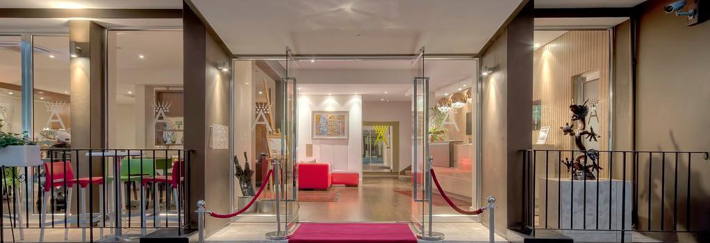 Ascot Boutique Hotel - Johannesburg - Building