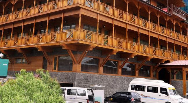 Sandhya Resort & Spa - Manali - Building