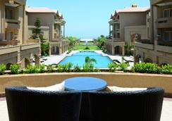 The Chariot Resort & Spa - Puri - Outdoor view
