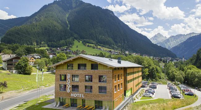 Explorer Hotel Montafon - Gaschurn - Building