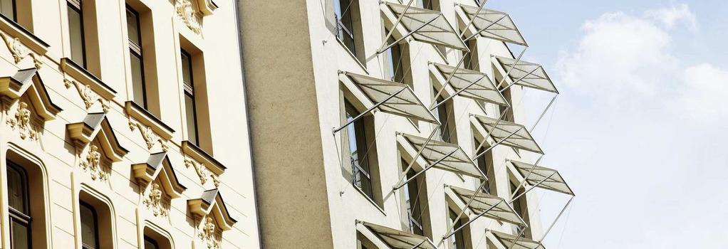 Hotel Josef - Prague - Outdoor view