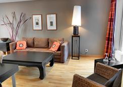 Maude's Hotel Solna Business Park - Solna - Bedroom