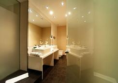 Air Rooms Barcelona Airport by Premium Traveller - El Prat de Llobregat - Bathroom