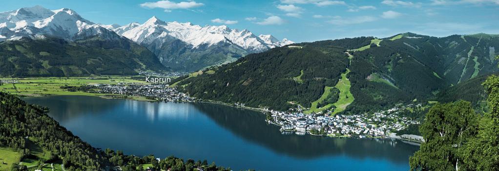 Alpen-Wellnesshotel Barbarahof - Kaprun - Outdoor view
