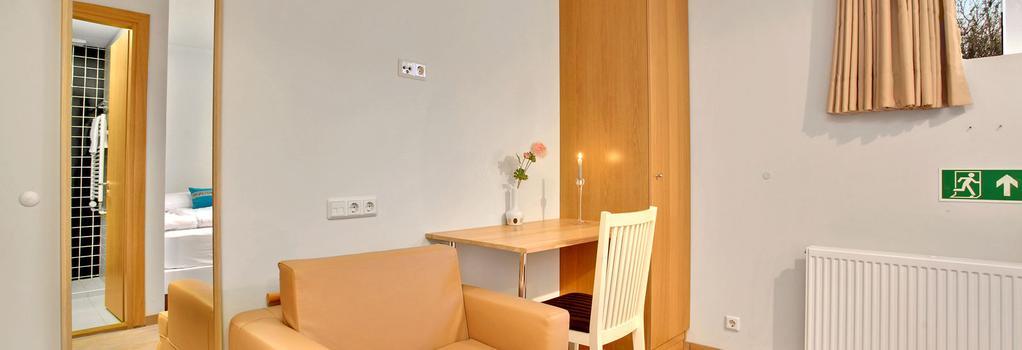 27Soley Apartment Hotel - Reykjavik - Bedroom