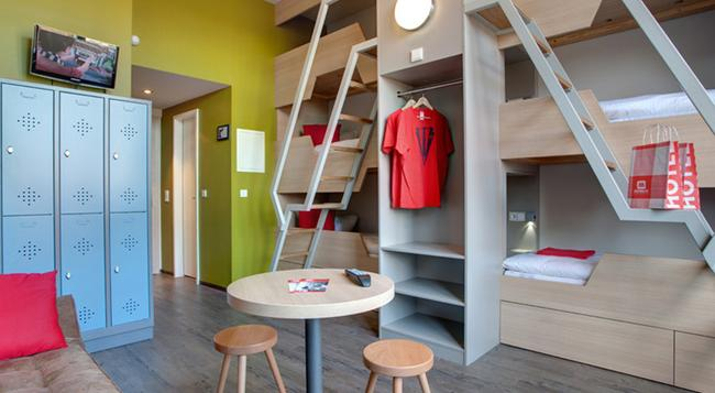 Meininger Hotel Berlin Mitte Humboldthaus - Berlin - Bedroom