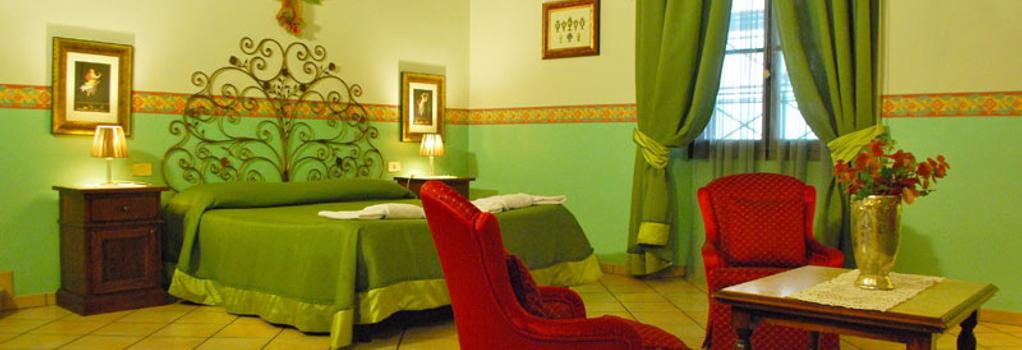 Evas Room - Rome - Bedroom