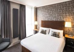 GoGlasgow Urban Hotel - Glasgow - Bedroom