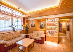 Hotel Villa Rosella - Canazei - Lobby