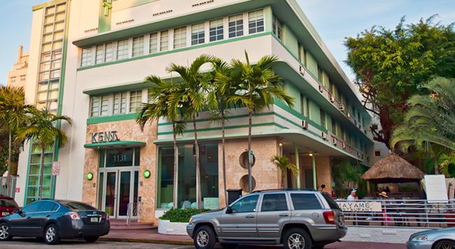 The Kent Hotel - Miami Beach - Building
