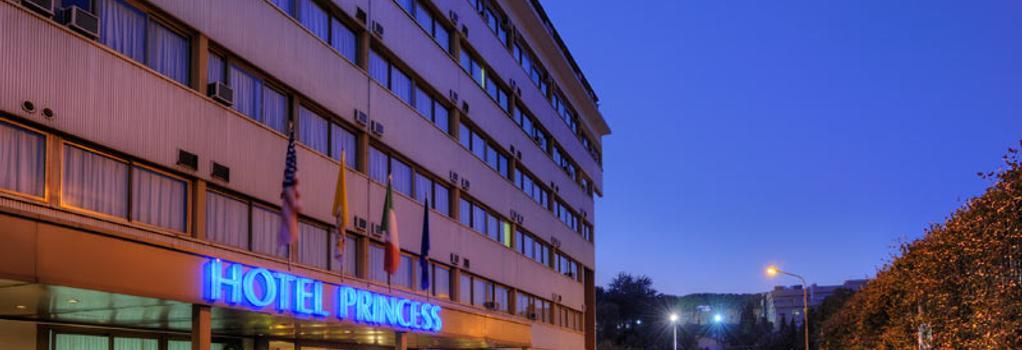 Hotel Princess - Rome - Building