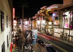 Walk of Fame Hostel - Los Angeles - Outdoor view