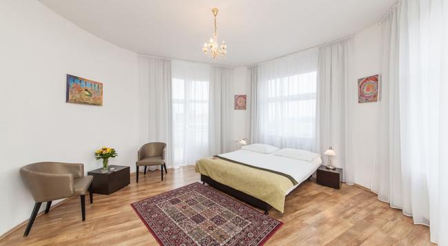Hotel Vitkov - Prague - Bedroom