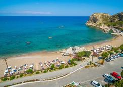 Porto Angeli Beach Resort - Archangelos (Rhodes) - Beach