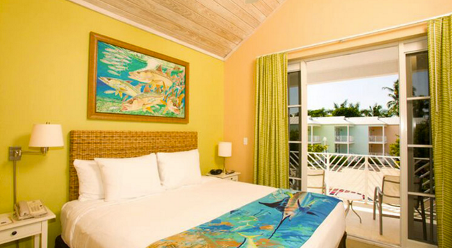 Islander Resort, a Guy Harvey Outpost - Islamorada - Bedroom