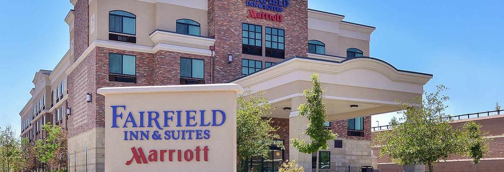Fairfield Inn and Suites by Marriott Denver Aurora Parker - Aurora - Building
