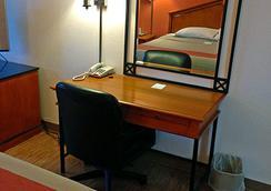 Motel 6 Albert Lea - Albert Lea - Bedroom