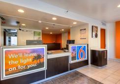 Motel 6 Oceanside - Oceanside - Lobby