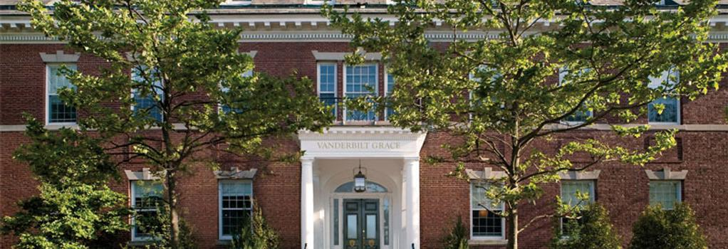 Grace Vanderbilt - Newport - Building