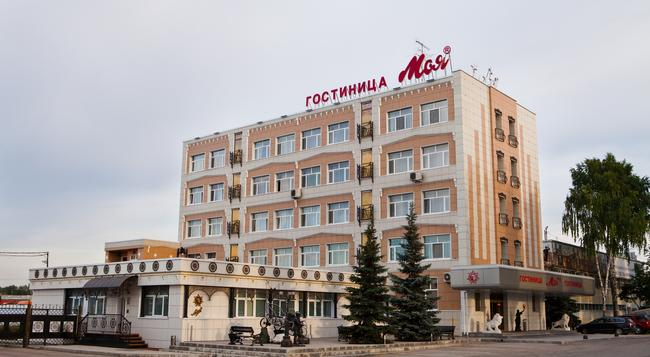 Moya Hotel - Samara - Building