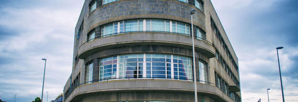 Aberdeen Northern Hotel - Aberdeen - Building