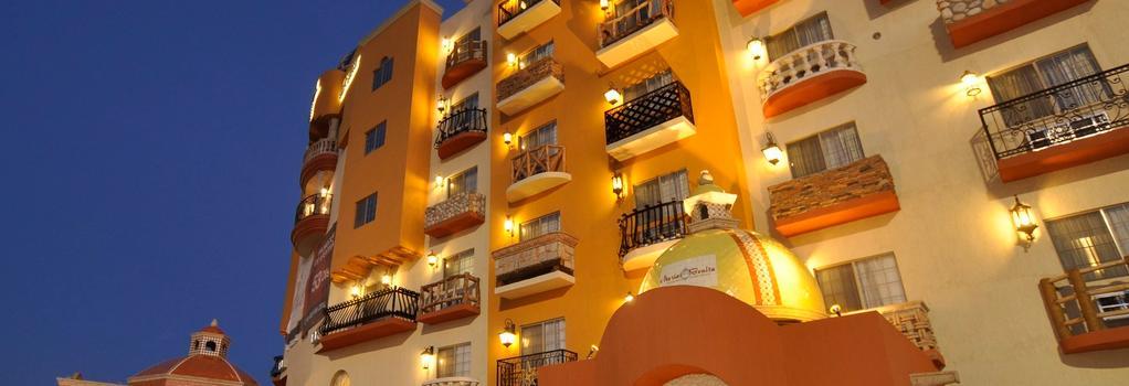 Hotel Maria Bonita Consulado Americano - Ciudad Juarez - Building
