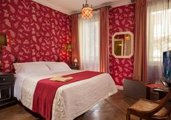 Boutique Hotel Anahi - Rome - Bedroom