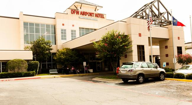 DFW Airport Hotel and Conference Center - Irving - Building