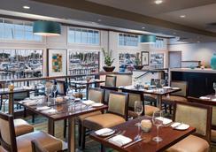 Hilton San Diego Airport/Harbor Island - San Diego - Restaurant
