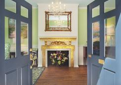 Elliott House Inn - Charleston - Lobby