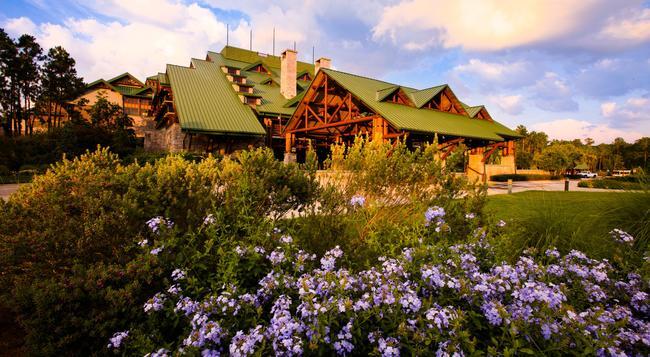 Disney's Wilderness Lodge - Lake Buena Vista - Building