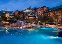 Disney's Wilderness Lodge - Lake Buena Vista - Pool