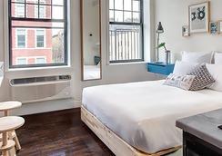 East Village Hotel - New York - Bedroom