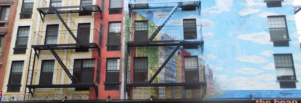 East Village Hotel - New York - Building