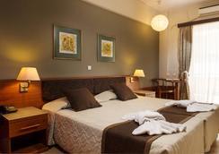 Acropolis Select Hotel - Athens - Bedroom