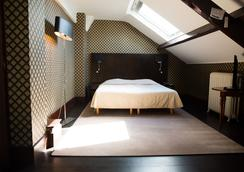 Le Grand Hotel Tours - Tours - Bedroom