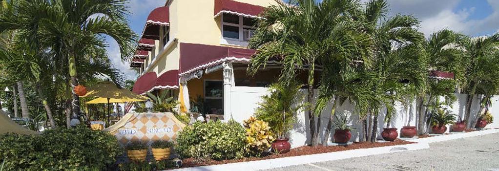 Villa Sinclair Beach Suites And Spa - Hollywood - Building