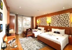 Golden Palace Hotel - Hanoi - Bedroom