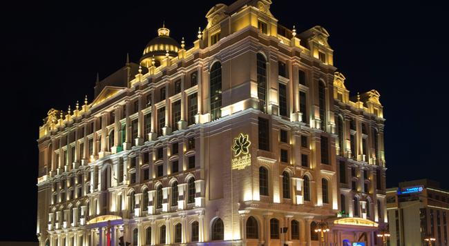 Narcissus Hotel And Residence - Riyadh - Building