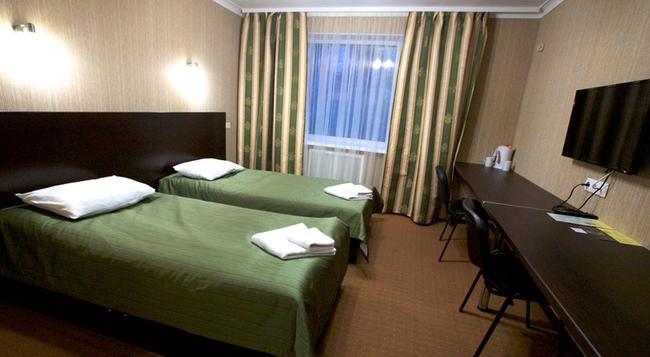 Hotel Nivki - Kiev - Bedroom