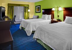Hampton Inn Atlanta Perimeter Center - Atlanta - Bedroom