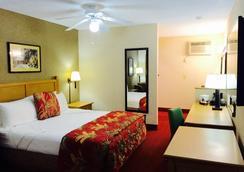 Caliente Tropics Hotel - Palm Springs - Bedroom