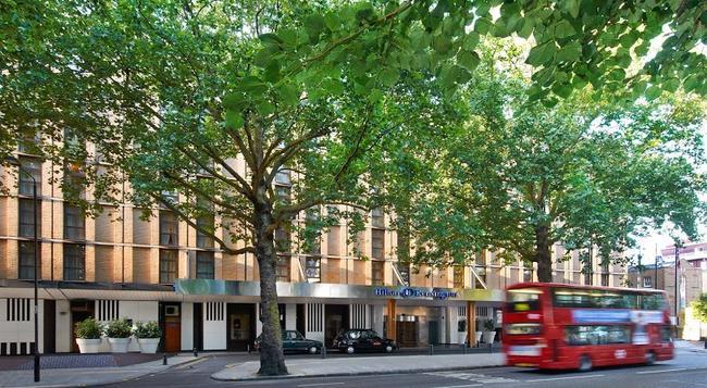 Hilton London Kensington Hotel - London - Building