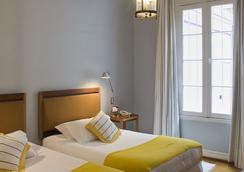 Zerohotel - Valparaiso - Bedroom