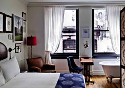 The Nomad Hotel - New York - Bedroom