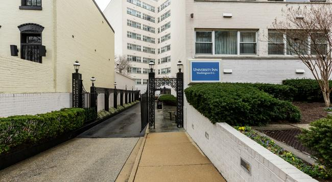 University Inn, Washington DC - Washington - Building