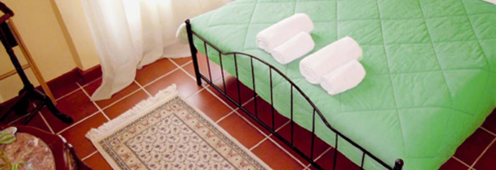 Atheaton Traditional Guesthouse - Nafplio - Bedroom
